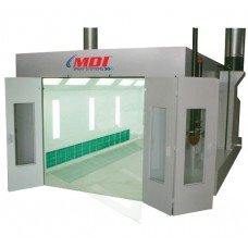 2000 Series - Side Down Draft  Spray Booth