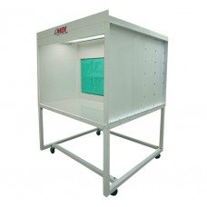 Portable Type Bench Booth